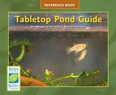 Tabletop Pond Guide begins by describing how people can build model ponds so they may closely observe and study pond organisms and the relationships among these organisms. When scientists do this, they are trying to better understand behaviors and relationships in outdoor ponds. Directions for building a model pond and a description of several common pond organisms are provided. These organisms are recommended for use in model ponds because of their prevalence worldwide.