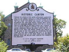 Historic Canton, Baltimore City