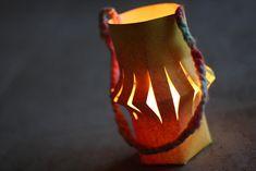 Martinmas Lantern Tutorial from Nicole Spring @ Frontier Dreams