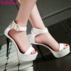 VALLKIN Sexy Thin High-Heel Sandals