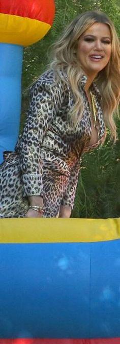 Khloe Kardashian in Alexandre Vauthier