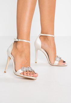 26 Best Wedding shoes images | Sandały, Sandały na obcasie