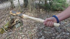 Throwing Club | Survival Magazine - Preparedness - Homesteading - SHTF - Survival kits