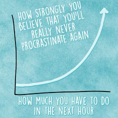 Don't worry, reading this will be <i>productive</i> procrastination.