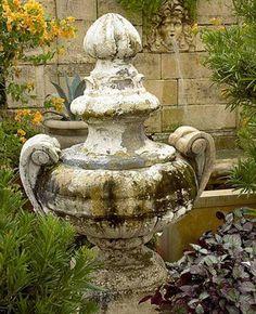 Gorgeous garden urn!