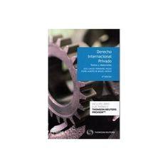 Derecho internacional privado : textos y materiales / José Carlos Fernánez Rozas, Pedro Alberto de Miguel Asensio