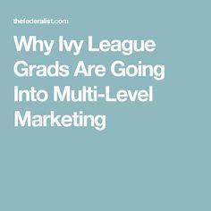 Why Ivy League Grads