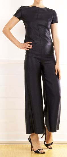 CHANEL PANTS @Michelle Flynn Flynn Coleman-HERS