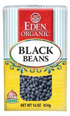 Eden Organic Black Turtle Beans