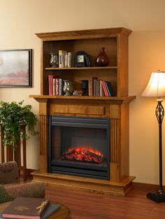 161 best electric fireplaces images in 2019 electric fireplaces rh pinterest com Home Depot Electric Fireplaces White with Electric Fireplace Bookcase