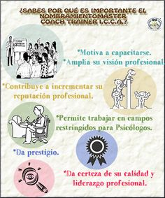 Nombramiento Master Coach Trainer http://icca-coaching.org/