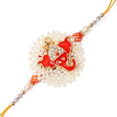 My Ganesh Locket - Fancy Rakhi