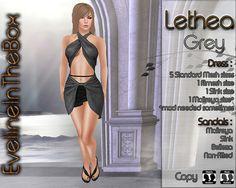 Lethea Grey | by [EvelineInTheBox]