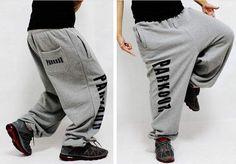 pantalones para practicar parkour