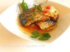 Saramura pescareasca - imagine 1 mare Romanian Food, Romanian Recipes, Seafood, Pork, Turkey, Beef, Chicken, Cooking, Hungary