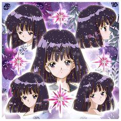 Fan art dedicated to Hotaru Tomoe Hotaru Tomoe Sailor Moon Stars, Sailor Neptune, Sailor Uranus, Cristal Sailor Moon, Sailor Moon Crystal, Tikal, Tomoe, Fluttershy, Pokemon