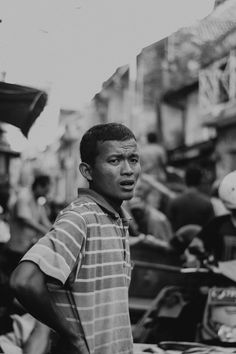 Surabaya 3pm : Around Pabean Market