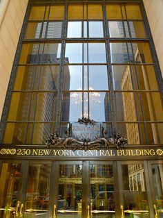 New York Central Building Facade, 230 Park Avenue, NYC by Reston2020, via Flickr