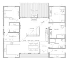 house design house-plan-ch497 10