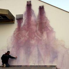 'Soul of the Wall' Grafitti Project