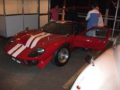 Americar GTA 40 replica do Ford GT40 de competição dos anos 60