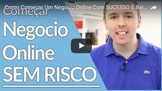 Formula negocio online, Como Começar Um Negocio Online Com Baixo Risco.