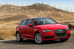 First Drive: 2016 #Audi #A3 Sportback E-tron
