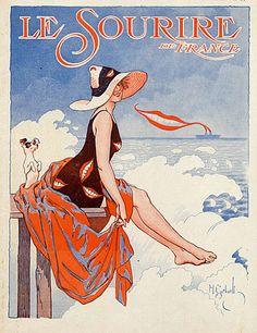 Le Sourire, 1917..........