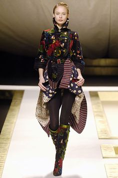 Kenzo - Fall 2006 Ready-to-Wear