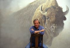 If Robert Bateman Gave A College Commencement Address What Would He Say? - Wildlife Art Journal