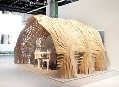 London-based designers Pablo Zamorano, Nacho Marti and German Jacob Bek