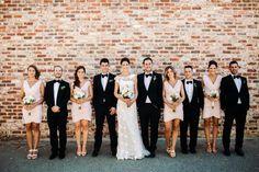Michael & Erin / Wedding Style Inspiration / LANE