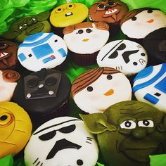 Star Wars Cupcakes https://m.facebook.com/profile.php?id=128788760525005&ref=bookmark