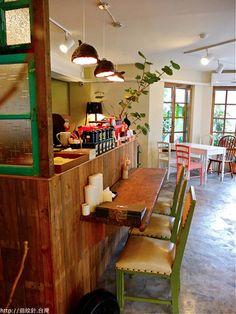 bebe cafe: Taipei, Taiwan