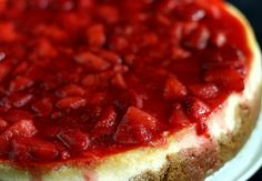 Semifrio de morango | Strawberry cheesecake