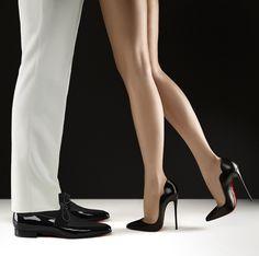 "cinderellas-stilettos: ""#louboutinworld | Via | Source """