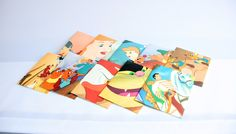 Set of 10 Cinderella envelopes, princess party invitation, Disney princess…