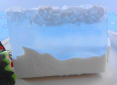 Soap  Snowdrift Soap  All Natural Glycerin Soap by SoapGarden, $5.50