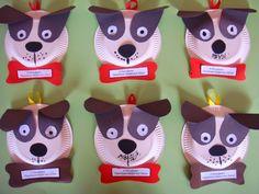 Λουλουδοπαρέα : Παγκόσμια Ημέρα Προστασίας των Ζώων! Baby Learning, Art For Kids, Kid Art, Diy And Crafts, Education, Christmas Ornaments, Holiday Decor, Children, School