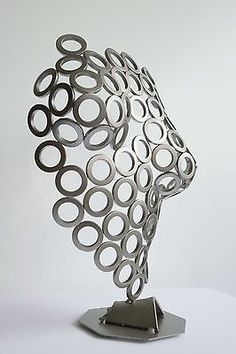 Ber ideen zu metallskulptur auf pinterest for Gartendeko eisen gartendekorationen