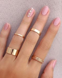 20 Pink and Pretty Nail Design Ideas