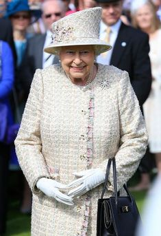 Queen Elizabeth, May 20, 2015 in Angela Kelly | Royal Hats