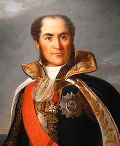 Guillaume Marie-Anne Brune, peint par Rose Jeanne Fajon en 1834.- Brune Guillaume, maréchal de France (Brive la Gaillarde 1763-Avignon 1815). Il exerce le métier d'imprimeur avant de se mêler à la vie politique au début de la Révolution sous les auspices de Danton. Nommé général en 1793, il se distingue àla tête de l'armée de Hollande par ses victoires de Bergen et de Castricum qui amènent l'armée anglo-russe du duc d'York à la capitulation d'Alkmaar (2 oct 1799)