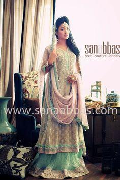 Pakistani bridal faahion