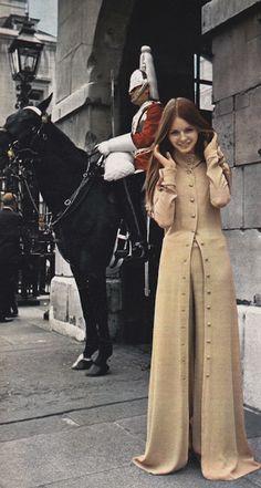 SWEET JANE: The Maxi Look from Biba 1970