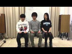 ワラインプロ即興ゲーム〜動きを合わせ、その動きを大きくして立つ〜 - YouTube