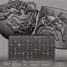 Design Operations of Vitaly Bulgarov