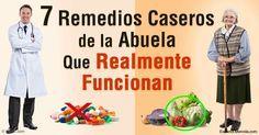 Muchos remedios caseros naturales pueden ser utilizados para ayudar a tratar enfermedades comunes como dolores de cabeza, mareos y dolor de garganta. http://espanol.mercola.com/boletin-de-salud/remedios-caseros-que-realmente-funcionan.aspx