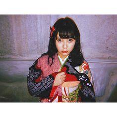 載せそびれてた振袖の写真たち #成人式 #今更感 #否めない #否めないって1度言って見たかった言葉... #Team8 #AKB48 #Instagram #InstaUpdate