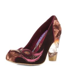 #irregularchoice #womens #heels #shoes #trends #style Use a #code : PINTEREST to get 10% #discount